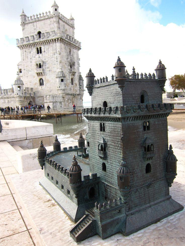 Lisbon: Tower(s) of Belem! http://revelandroam.com/tag/lisbon/