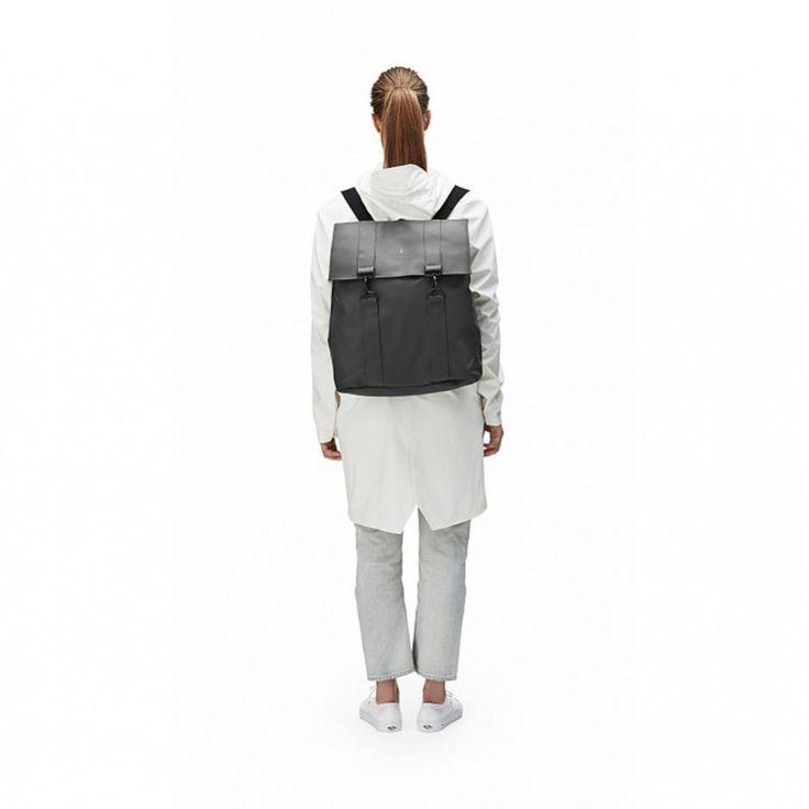 RAINS - Sac à dos MSN | Sac à dos (backpack) femme / women / girl - Dispo sur ABORDAGE | Fashion Backpack Shop | #beaudedos #women #girl #backpack #sacados #fashion #bag #femme #mode