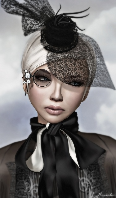 Incubus by Ruriko Bracken, via Flickr #Secondlife #avatar #fashion