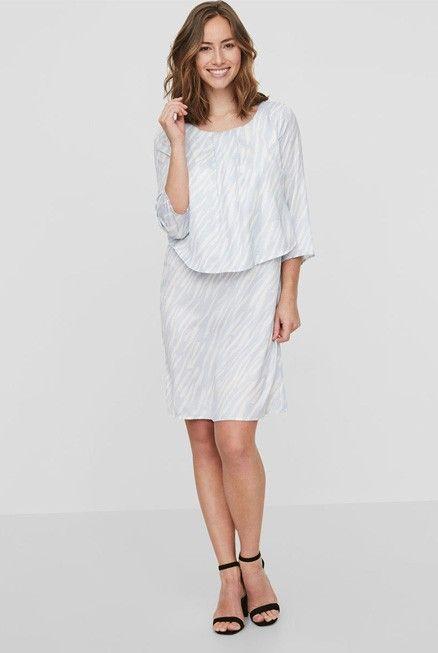 340b06f08 Vestido Fiesta Lactancia Manacor - Tetatet - Camisetas de Lactancia y  Vestidos de Lactancia