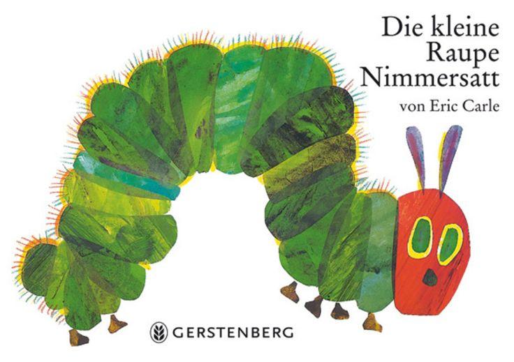 Die kleine Raupe Nimmersatt (ab 1 Jahr - Lebensmittel, Zählen - ISBN 978-3-8369-4136-5)