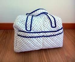 Resultado de imagen para como hacer bolso para bebe