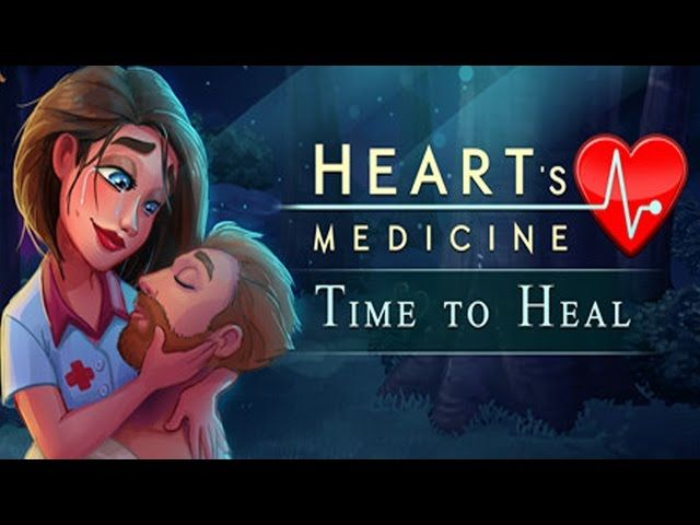 LAUGHING THERAPY & DOGE - Heart's Medicine Time to Heal #3 (Let's Play)