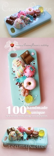 Clay iphone cases they are awesome