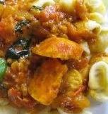 ⇒ Le nostre Bimby Ricette...: Bimby, Pasta alla Pancetta e Fichi d'India