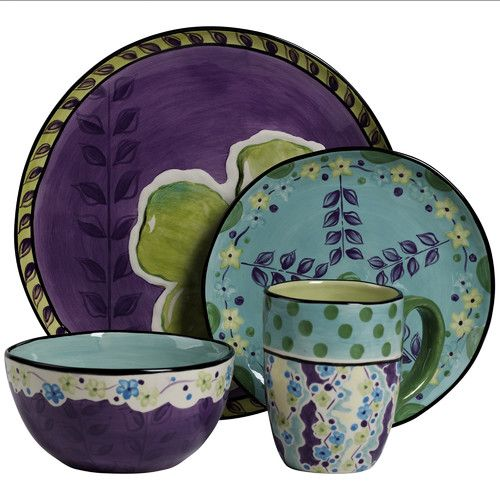 Kathy Davis Happiness Dinnerware Collection
