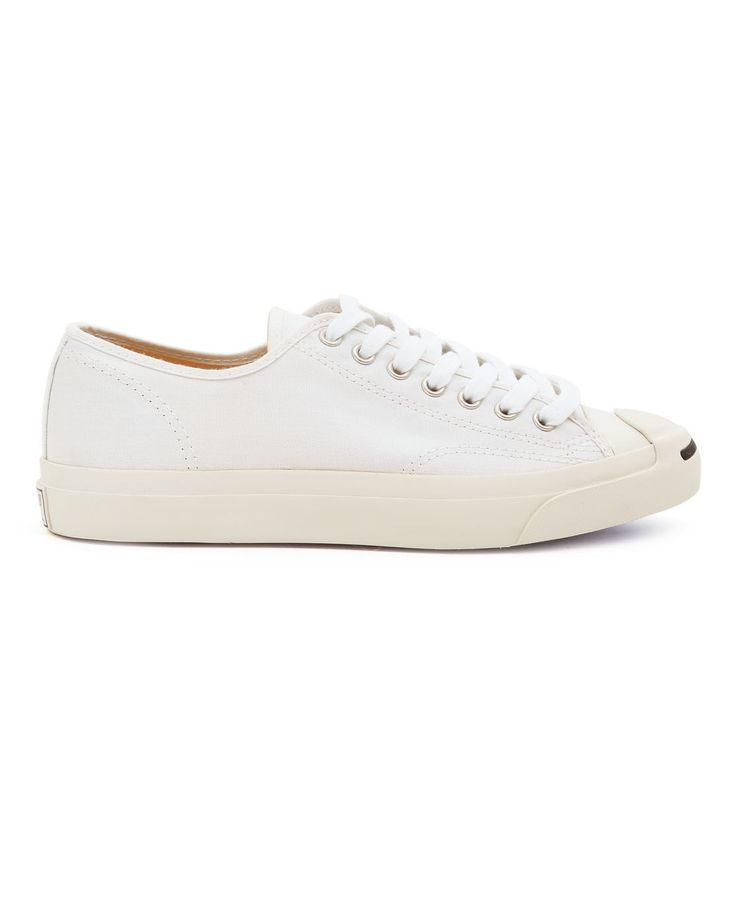 Jack Purcell Canvas Ltt Ox Blanches