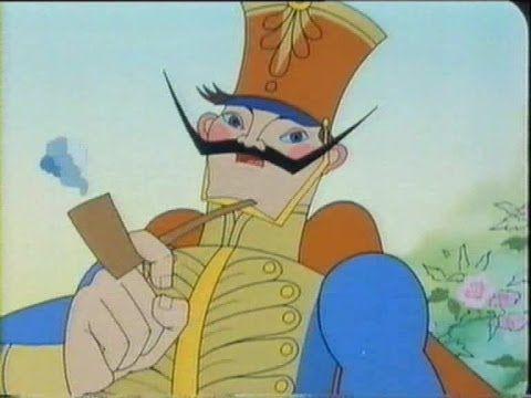 Zoltán Kodály - Háry János (1983) animated, with English subtitles - YouTube