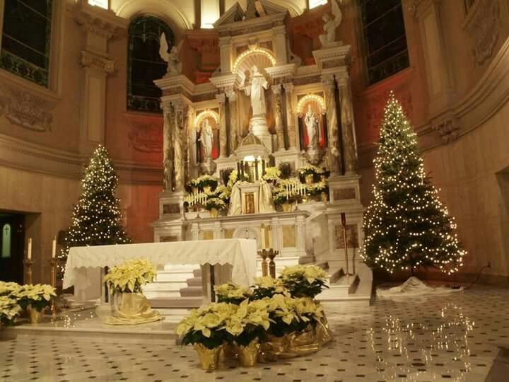St Bernard Catholic church. . Akron ohio.. 💚💚🌟🌟 This is The Church I was married in..
