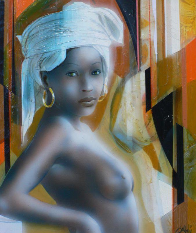 Peintures-Orientaliste-Valadié