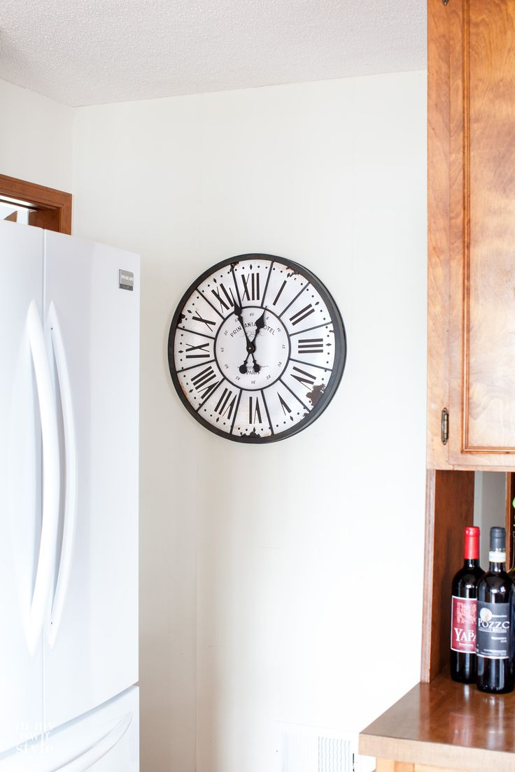 Am americana country wall clocks - How To Hang Heavy Items On A Wall