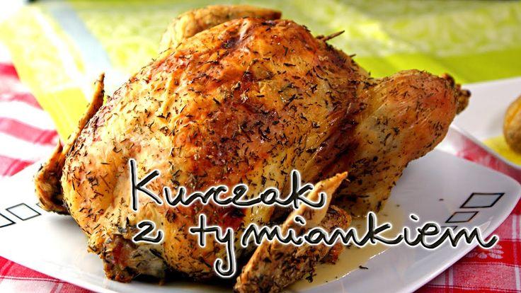 Kurczak nadziewany z pieczonymi ziemniakami (Stuffed Chicken with Potatoes). Bardzo łatwy do wykonania przepis, który całkowicie odmieni Twoje podejście do kurczaka.