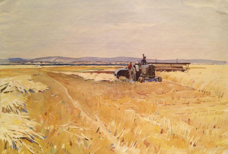 Красковский картины