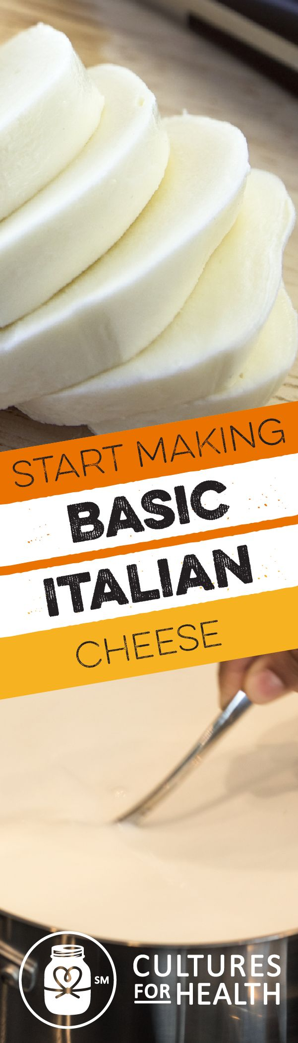 Create a tasty DIY snack, make an unforgettable dessert, or upgrade your family's lasagna recipe with this Basic Italian Cheese Making Kit. This kit contains everything you need to make cheese in under an hour; just add milk. Start your cheese making adventure with a delicious introduction that will get you hungry for making more advanced Italian cheeses.