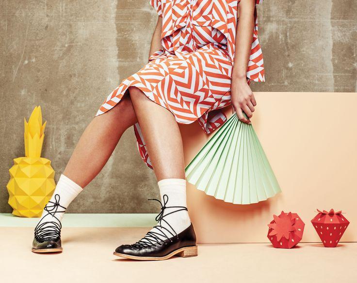 Eureka Shoes | Campaign | Spring Summer 16 www.eurekashoes.com © Aloísio Brito