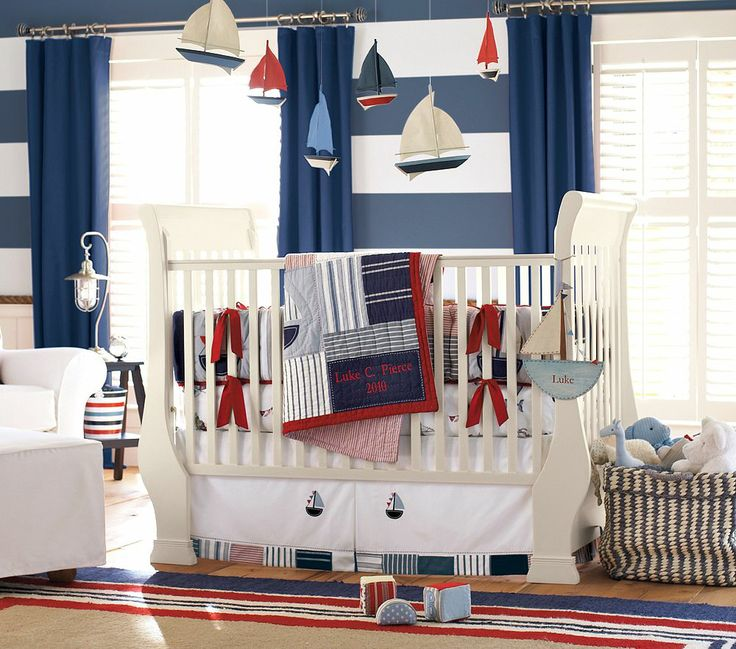 Beautiful Pictures Collection Of Nautical Baby Room Ideas Boys Baby Nursery Designs  In Nautical Theme Picture U2013 Creating Bedroom Design, Bedroo.