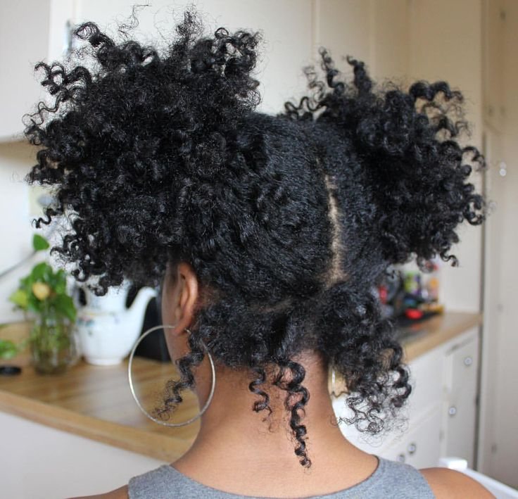 (@ybnatural) flat twist out. Twist out. Natural hair. Kinky curly hair. Afro-textured hair. Afro textures.