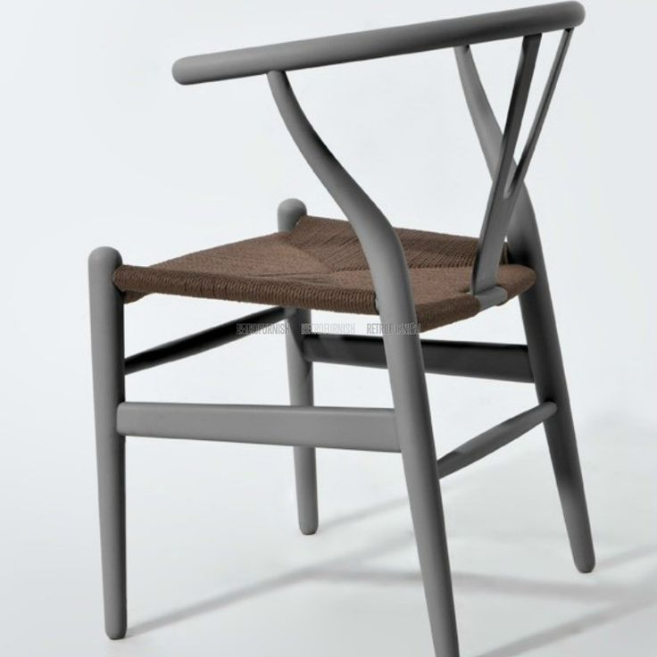 25 beste idee n over wishbone stoel op pinterest tulp for Replica design meubelen