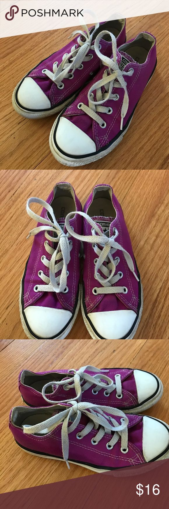 Girl's All Star Converse Sneakers Size 13 Girl's All Star Converse Sneakers Size 13. Good condition. Converse Shoes Sneakers