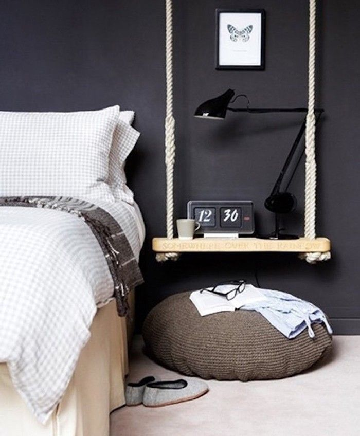 les 25 meilleures id es de la cat gorie tag res suspendus. Black Bedroom Furniture Sets. Home Design Ideas