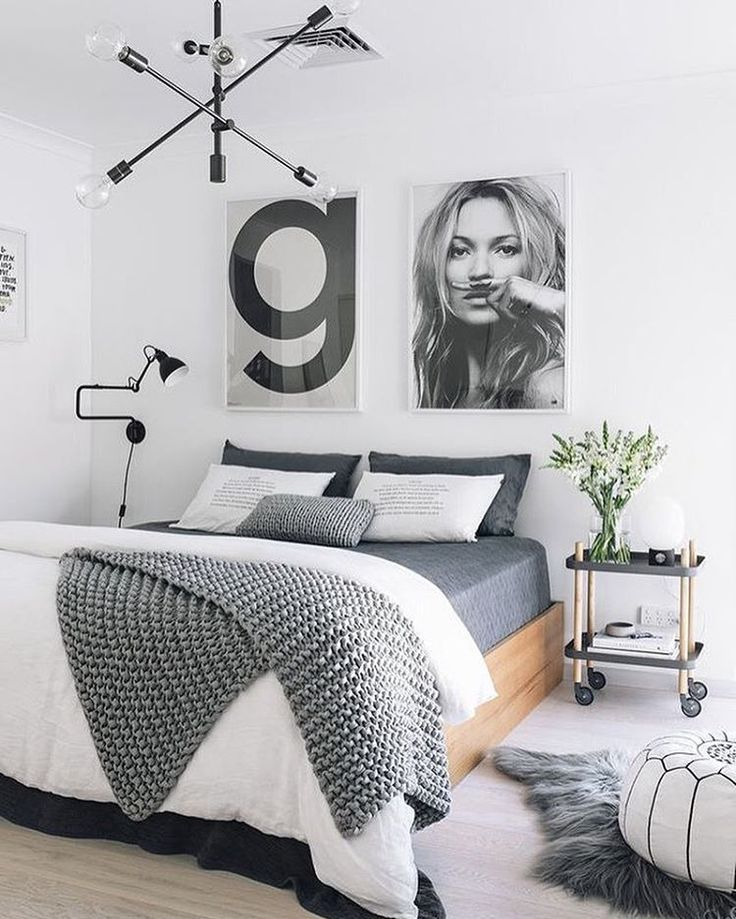 Bedroom goals ✔️ via @sassandspice  #inspiration #interiordesign #interior…