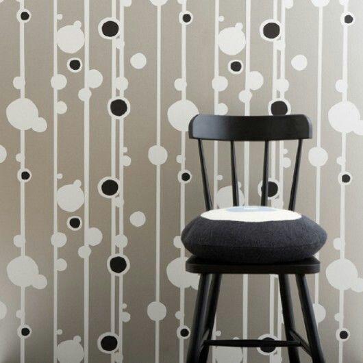 Moderne dansk design men likevel tydelig inspirert fra 50 og 60 tallet.