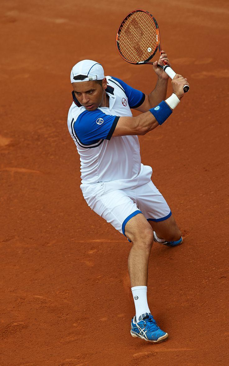 Sergio Tacchini - atleti - Albert Montanes