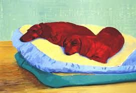 david hockney dogs - Google Search