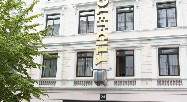 泊ってみたいホテル・HOTEL|デンマーク>コペンハーゲン>チボリ公園とアマリエンボー城は徒歩圏内です>ベストウエスタン ホテル シティ(Best Western Hotel City)