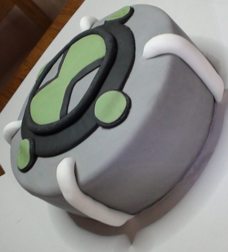 Gâteau Ben 10 ULTIMATRIX