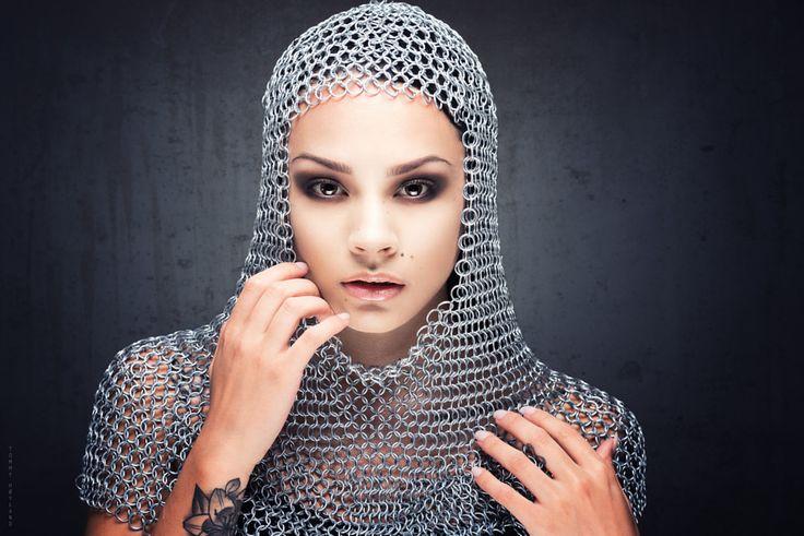 Female knight