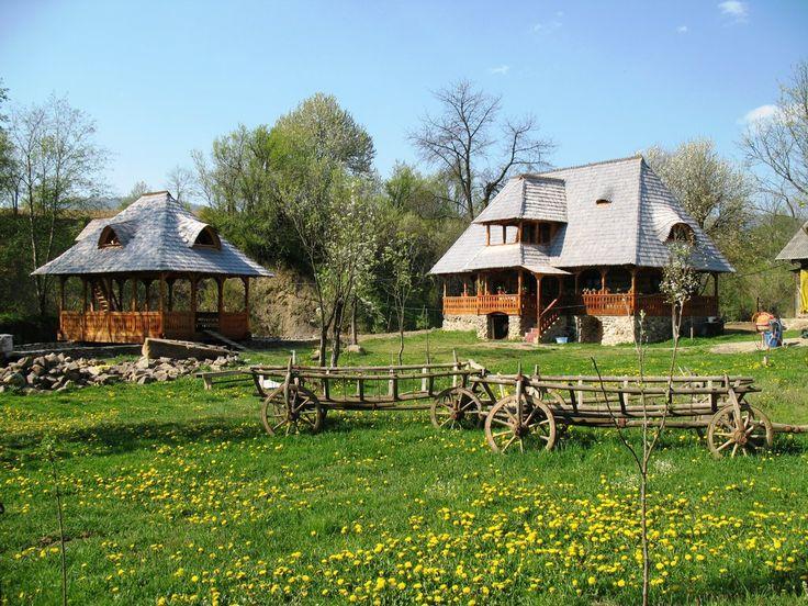Cele mai frumoase sate din România pe care trebuie să le vizitezi (galerie foto)