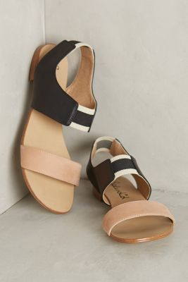 Splendid Coldwater Sandals Black #anthrofave