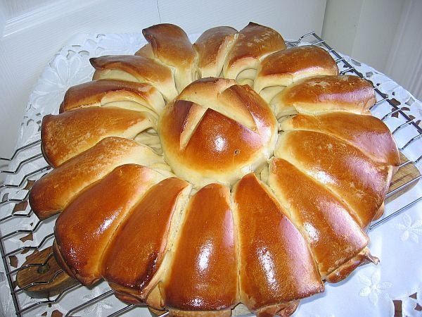 Bread Recipes | Eastern European Christmas Bread Recipes - Recipes for Eastern ...