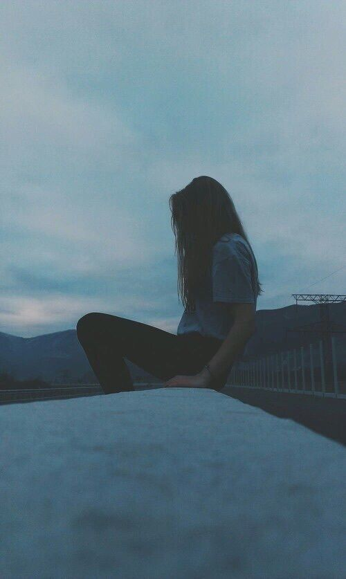 when she was just a girl she expected the world, but it flew away from her reach. So she ran away in her sleep.