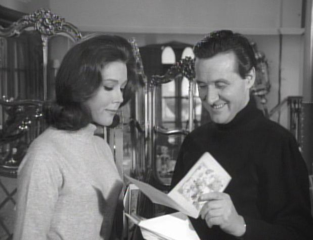Mrs Peel and Steed