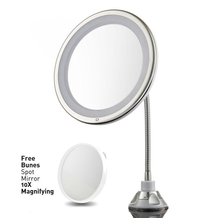 Vanity Lights Wireless : Best 25+ Lighted magnifying makeup mirror ideas on Pinterest Magnifying mirror, Lighted makeup ...