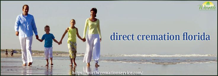 Now you can get simple and affordable direct cremation service in Florida. Only on https://worthcremationservice.com/