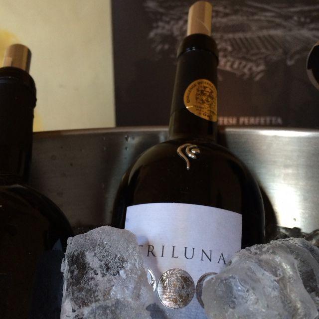 Triluna Rosarubra al primo posto per i vini bianchi