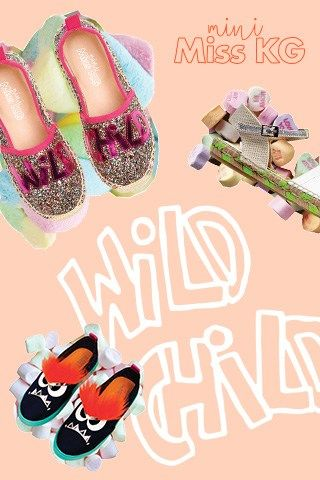 Kurt Geiger introduces Mini Miss KG – must-have styles your little ones will love #MeAndMiniMissKG