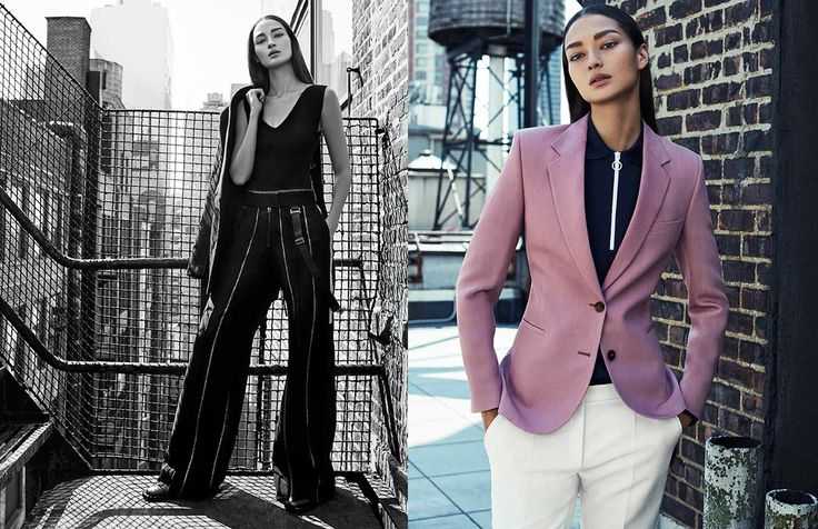 "Grazia Italy Editorial ""Hear it from New York"" shot by the fashion photographer Xavi Gordo represented by 8AM -  8 Artist Management 03 