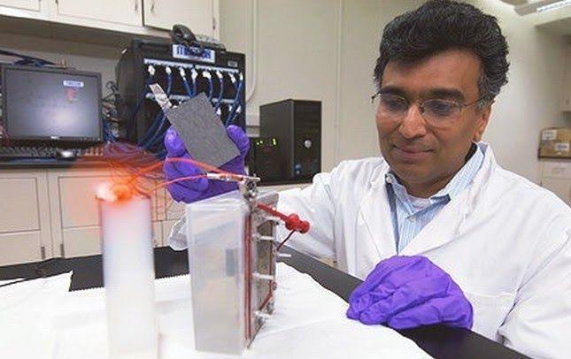 Disso Voce Sabia?: Cientistas desenvolvem baterias orgânicas recarreg...