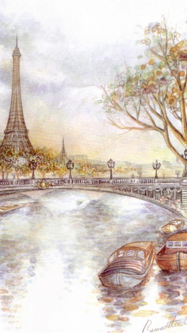 Architecture Drawing Wallpaper best 25+ paris drawing ideas only on pinterest | paris painting