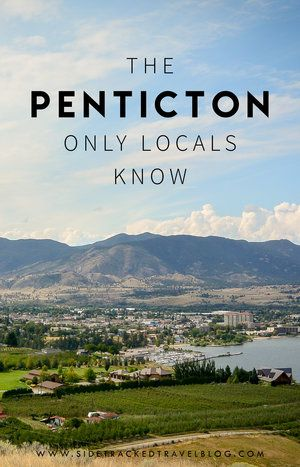 During my childhood, Penticton was the one place I couldn't wait to get away from. But with age, I've come to appreciate and fall in love with this laid-back Okanagan town. Here's my guide on the best things to do in Penticton, including where to eat and my picks of memorable spots you can't miss.