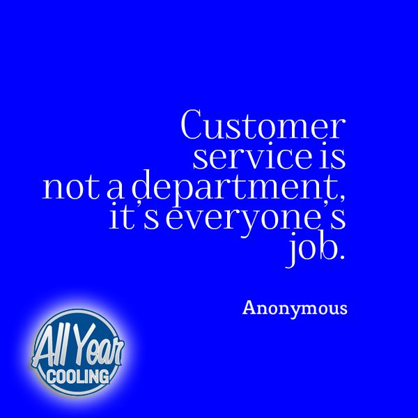 Famous Business Quotes Customer Service: 33 Best Our Air Conditioning Blog Images On Pinterest
