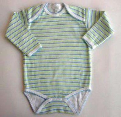 Quiero hacer el ajuar de mi bebé