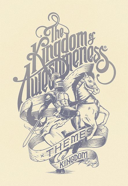 The Kingdom of Awesomeness by sepra4life, via Flickr