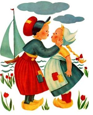 Dutch Valentine