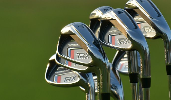 GigaGolf clone golf clubs