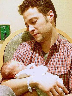 Justin Guarini welcomes son, Asher